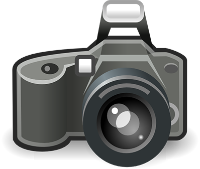 cartoon camera clipart photographer modeling