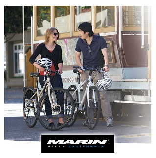 Marin bikes modeling job sample june top model