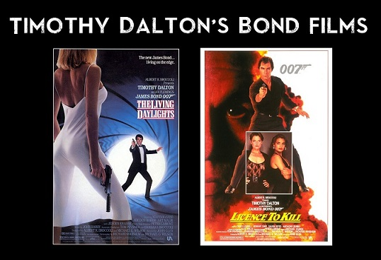 Timothy Dalton's James Bond Films