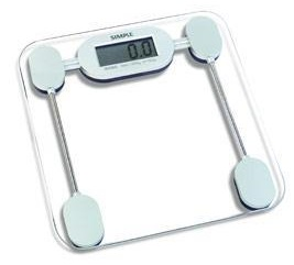 bathroom scale weight