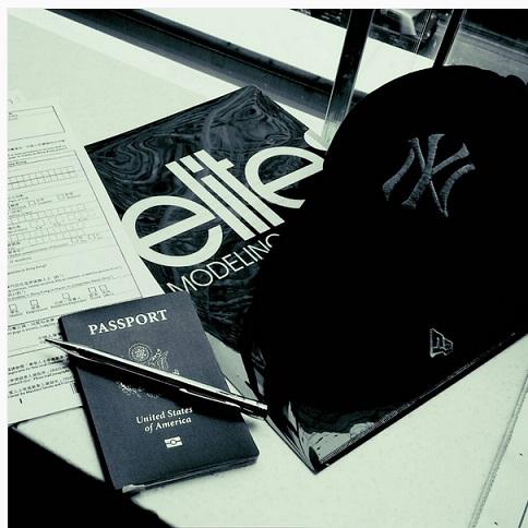 elite models passport modeling travel