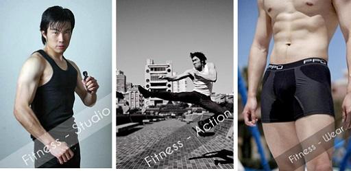fitness modeling sample june top model
