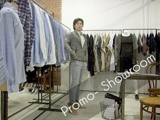 showroom modeling example