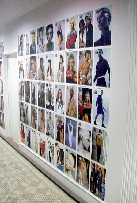 model agency main board