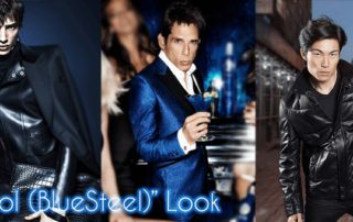 is there really a zoolander blue steel top model look june modeling