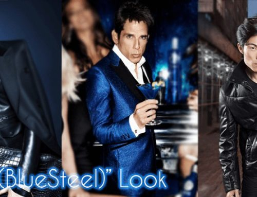 Is there really a Zoolander Blue Steel Look