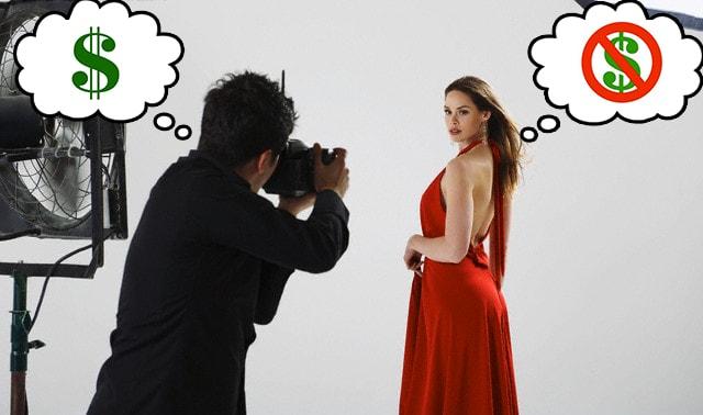 Monalyn Gracia Corbis Photography modeling humor