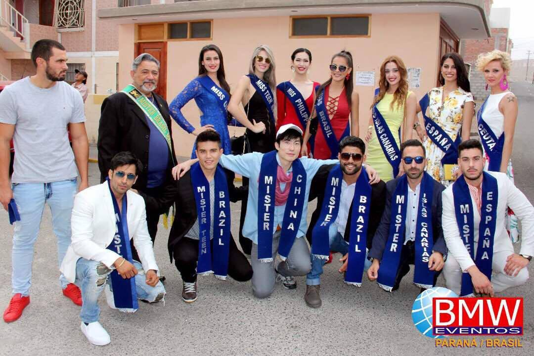 peru beauty modeling contest contestants
