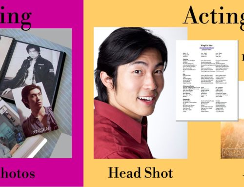 The difference between Modeling and Acting