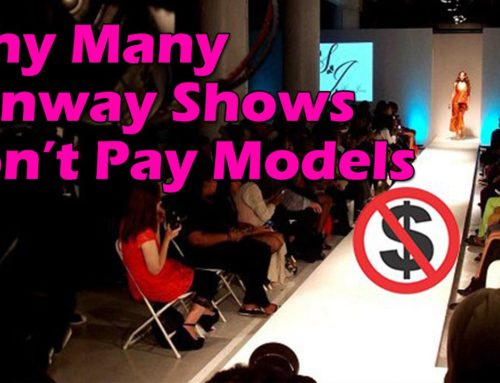 Why Many Runway Shows Don't Pay Models